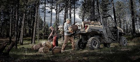 2020 Polaris Ranger XP 1000 Premium Back Country Package in Logan, Utah - Photo 8