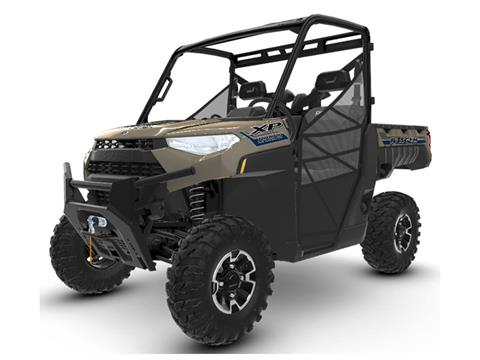 2020 Polaris Ranger XP 1000 Premium Back Country Package in Monroe, Michigan