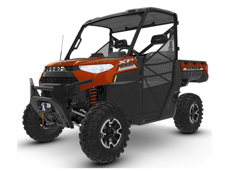 2020 Polaris RANGER XP 1000 Premium + Ride Command Package in EL Cajon, California - Photo 1