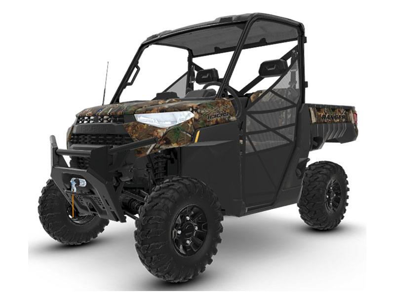 2020 Polaris RANGER XP 1000 Premium + Ride Command Package in Montezuma, Kansas - Photo 1