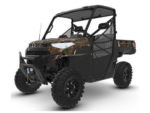 2020 Polaris Ranger XP 1000 Premium Ride Command in Port Angeles, Washington