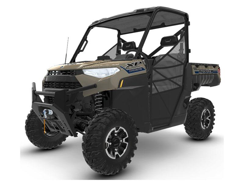 2020 Polaris RANGER XP 1000 Premium + Ride Command Package in Monroe, Michigan - Photo 1