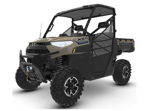 2020 Polaris RANGER XP 1000 Premium + Ride Command Package in Lewiston, Maine