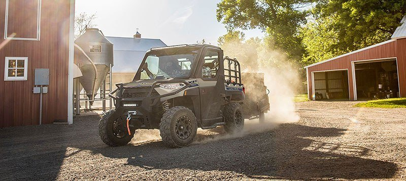 2020 Polaris RANGER XP 1000 Premium + Ride Command Package in Elkhart, Indiana