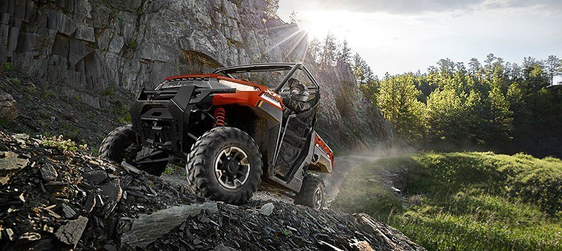 2020 Polaris RANGER XP 1000 Premium + Ride Command Package in Monroe, Michigan - Photo 2