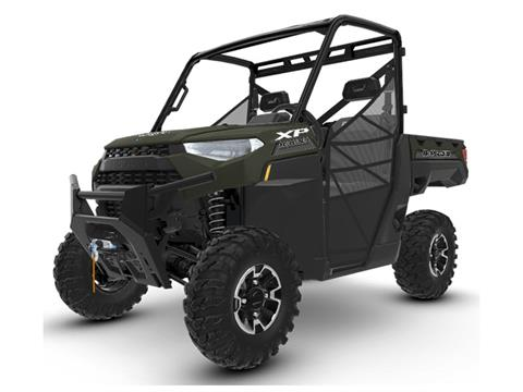2020 Polaris Ranger XP 1000 Premium Winter Prep Package in Union Grove, Wisconsin