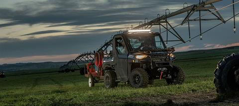 2020 Polaris Ranger XP 1000 Premium Winter Prep Package in Eagle Bend, Minnesota - Photo 6