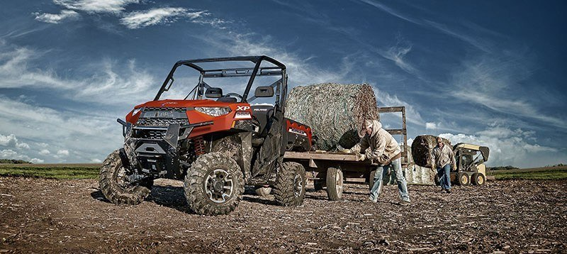 2020 Polaris Ranger XP 1000 Premium Winter Prep Package in Kansas City, Kansas - Photo 5