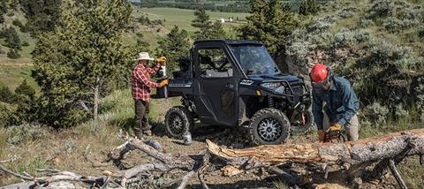 2020 Polaris Ranger XP 1000 Premium Winter Prep Package in Corona, California - Photo 9