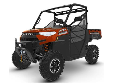 2020 Polaris Ranger XP 1000 Premium Winter Prep Package in Woodstock, Illinois