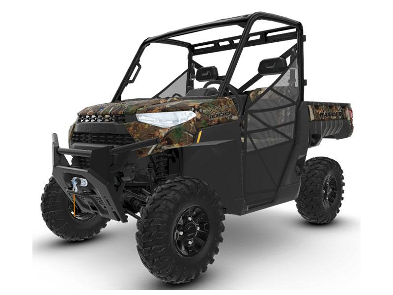 2020 Polaris RANGER XP 1000 Premium + Winter Prep Package Factory Choice in Laredo, Texas - Photo 1
