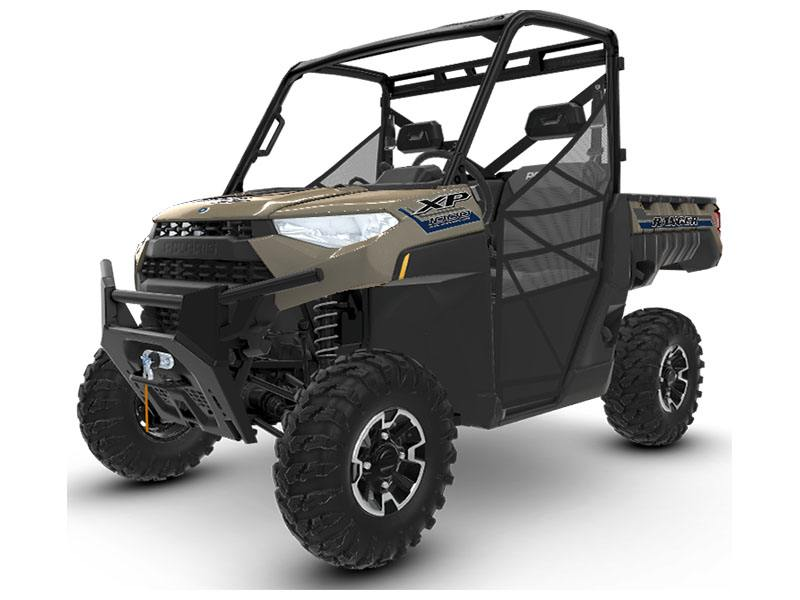 2020 Polaris Ranger XP 1000 Premium Winter Prep Package in Abilene, Texas - Photo 1