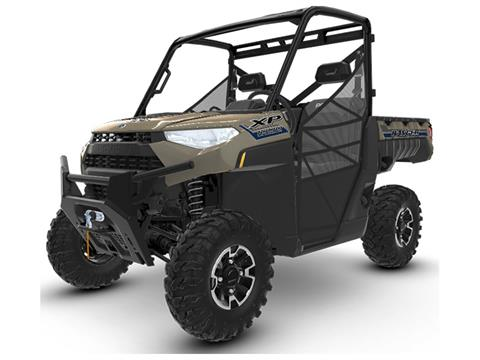 2020 Polaris Ranger XP 1000 Premium Winter Prep Package in Bloomfield, Iowa - Photo 1