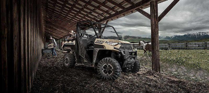 2020 Polaris Ranger XP 1000 Premium Winter Prep Package in Iowa City, Iowa - Photo 4