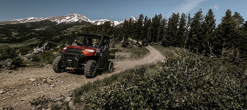 2020 Polaris Ranger XP 1000 Premium Winter Prep Package in Iowa City, Iowa - Photo 10