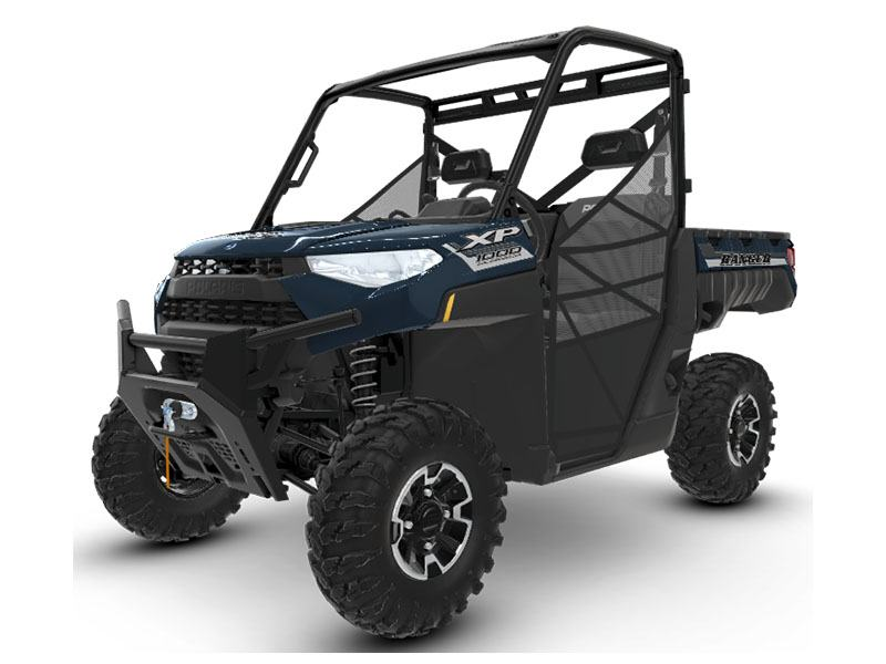 2020 Polaris RANGER XP 1000 Premium + Winter Prep Package Factory Choice in Eastland, Texas - Photo 1
