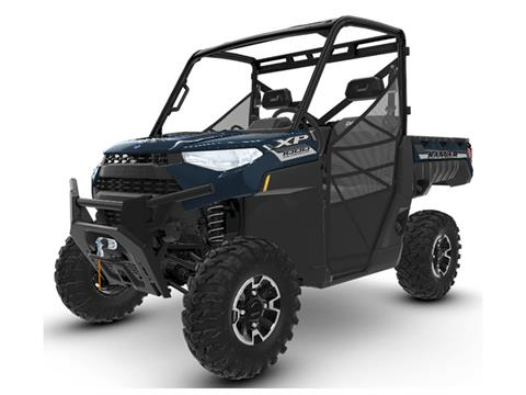 2020 Polaris Ranger XP 1000 Premium Winter Prep Package in Iowa City, Iowa - Photo 1