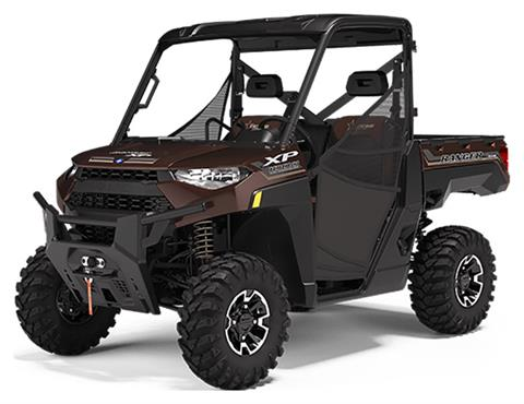 2020 Polaris Ranger XP 1000 Texas Edition in Hillman, Michigan