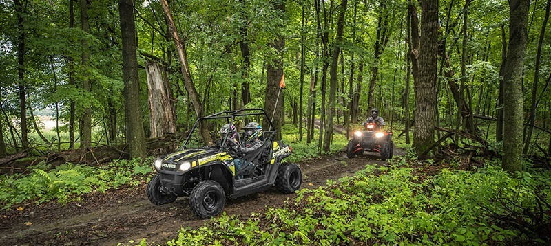 2020 Polaris RZR 170 EFI in Monroe, Michigan - Photo 3