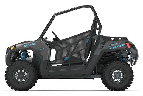 2020 Polaris RZR 570 Premium in Woodstock, Illinois - Photo 2