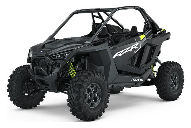 2020 Polaris RZR Pro XP in Claysville, Pennsylvania - Photo 9