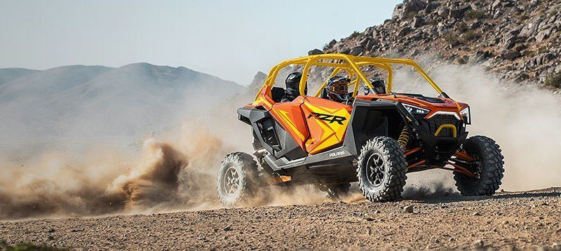 2020 Polaris RZR PRO XP 4 Orange Madness LE in Sterling, Illinois - Photo 2