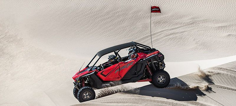 2020 Polaris RZR PRO XP 4 Orange Madness LE in Mason City, Iowa - Photo 16