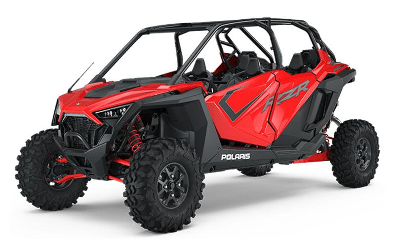 2020 Polaris RZR Pro XP 4 Ultimate in Laredo, Texas - Photo 1