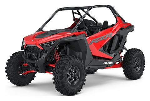 2020 Polaris RZR Pro XP Premium in Bigfork, Minnesota