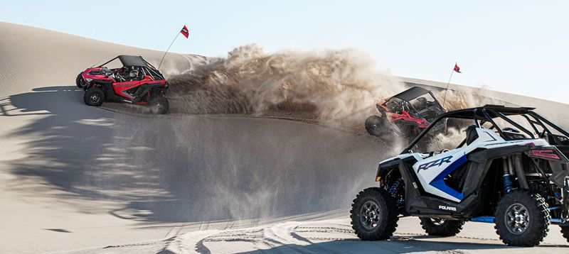 2020 Polaris RZR Pro XP Premium in Cambridge, Ohio - Photo 16