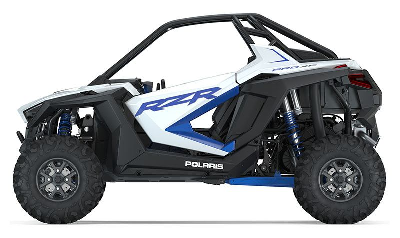 2020 Polaris RZR Pro XP Premium in Cambridge, Ohio - Photo 2