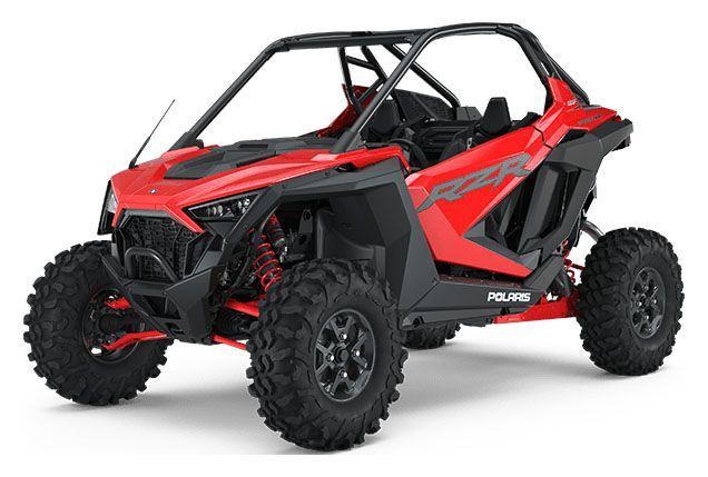 2020 Polaris RZR Pro XP Ultimate in Montezuma, Kansas - Photo 1