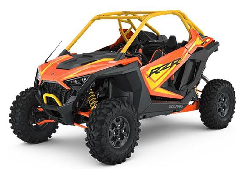 2020 Polaris RZR PRO XP Orange Madness LE in Bigfork, Minnesota - Photo 1