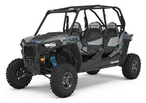 2020 Polaris RZR S4 1000 Premium in Milford, New Hampshire
