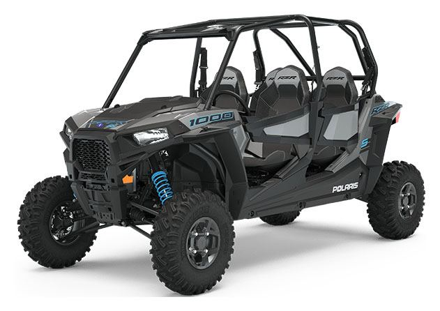 2020 Polaris RZR S4 1000 Premium in Albemarle, North Carolina - Photo 1
