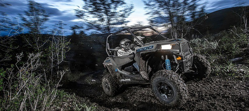 2020 Polaris RZR S 1000 Premium in Barre, Massachusetts - Photo 8