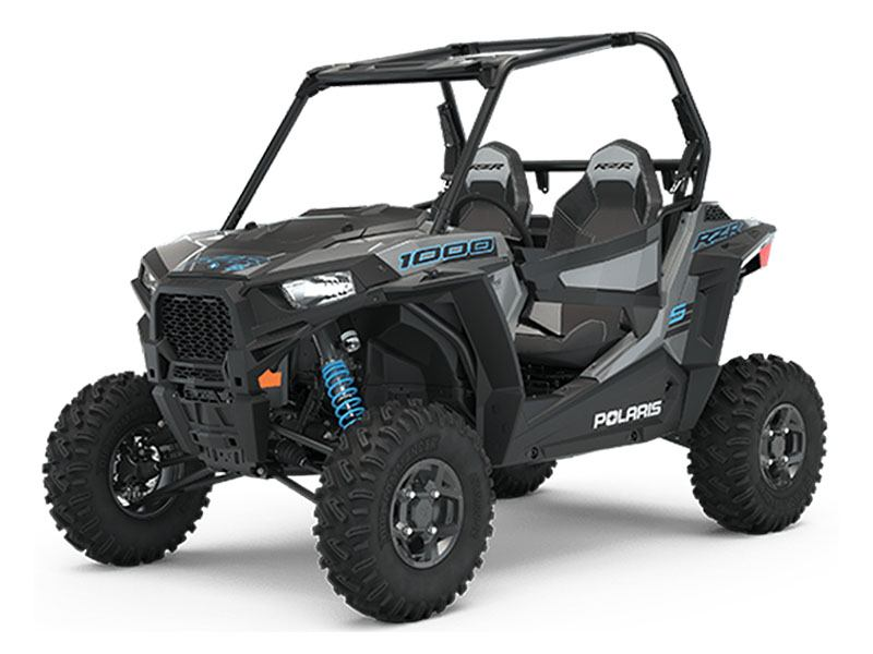 2020 Polaris RZR S 1000 Premium in Montezuma, Kansas - Photo 1