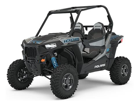 2020 Polaris RZR S 1000 Premium in Monroe, Michigan