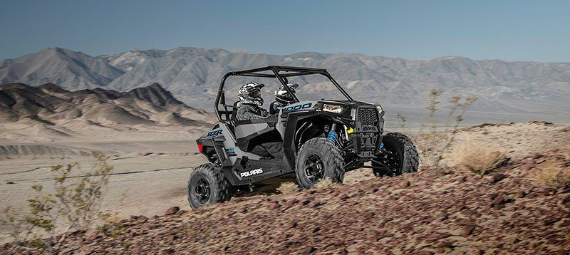 2020 Polaris RZR S 1000 Premium in Mount Pleasant, Texas - Photo 9