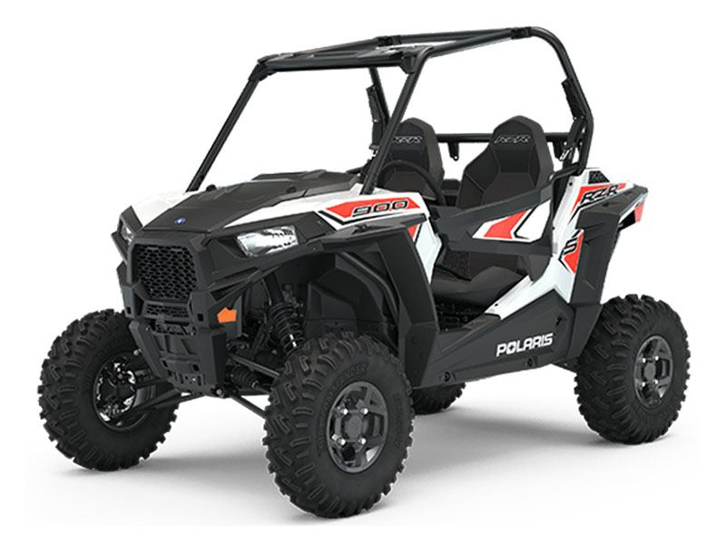 2020 Polaris RZR S 900 in Jones, Oklahoma - Photo 1