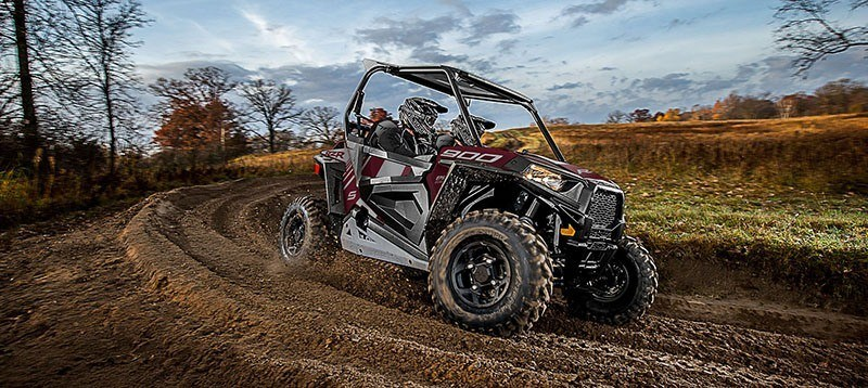 2020 Polaris RZR S 900 in Cambridge, Ohio - Photo 8