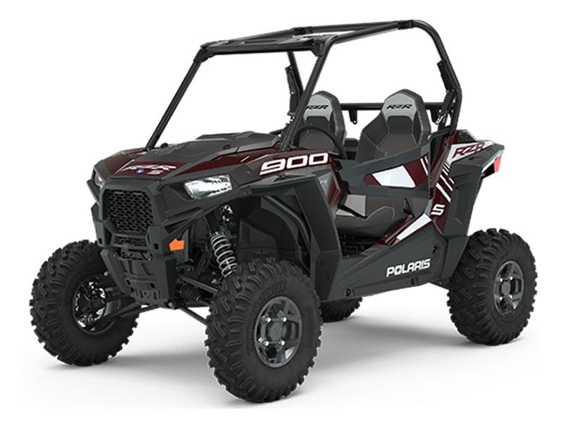 2020 Polaris RZR S 900 Premium in Calmar, Iowa - Photo 1