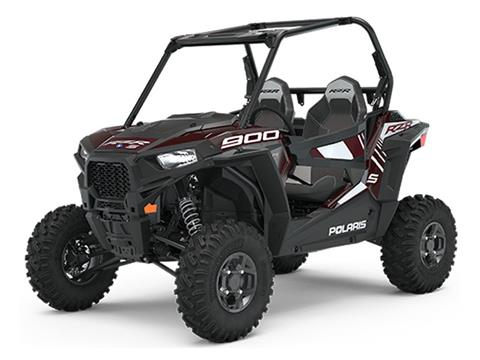 2020 Polaris RZR S 900 Premium in Saint Clairsville, Ohio - Photo 1