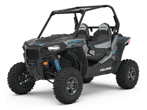 2020 Polaris RZR S 900 Premium in Monroe, Michigan