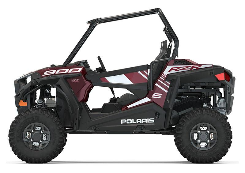2020 Polaris RZR S 900 Premium in Monroe, Michigan - Photo 2
