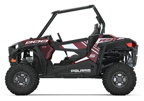 2020 Polaris RZR S 900 Premium in Saint Clairsville, Ohio - Photo 2