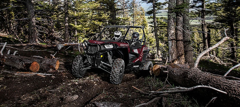 2020 Polaris RZR S 900 Premium in Mount Pleasant, Texas - Photo 4