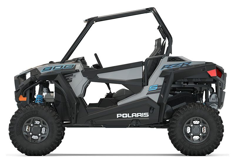 2020 Polaris RZR S 900 Premium in Stillwater, Oklahoma - Photo 2