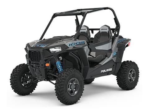 2020 Polaris RZR Trail S 1000 Premium in Elkhart, Indiana