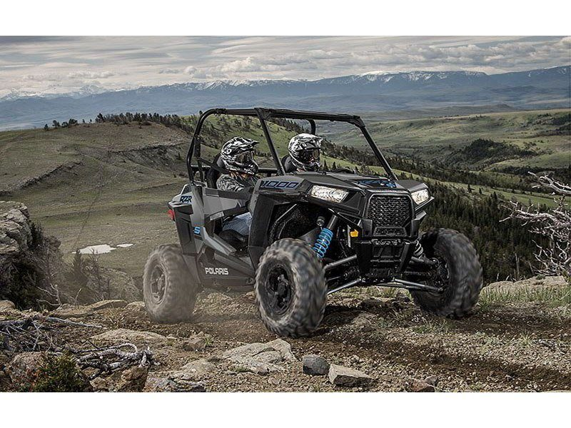 2020 Polaris RZR Trail S 1000 Premium in Estill, South Carolina - Photo 2